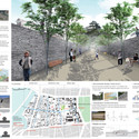 Entry No. 626514 - Revive the Moat. Image Courtesy of Architecture for Humanity Vancouver Chapter