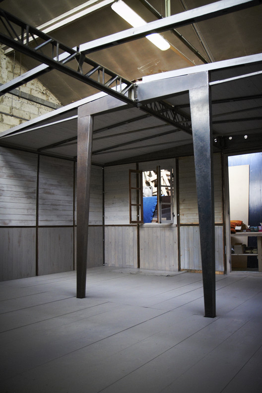 Jean prouv s demountable house to be exhibited at design shanghai 2015 arc - Jean prouve architecture ...