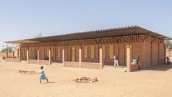 Gangouroubouro Primary School / LEVS architecten