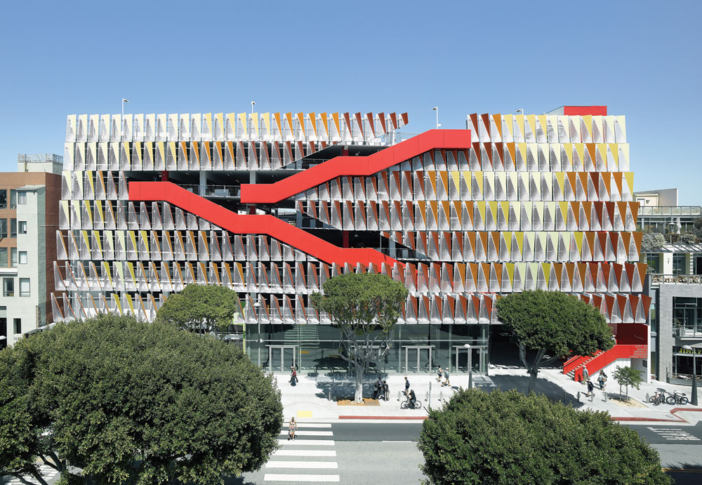Aia la honors los angeles best with design awards archdaily for Best parking near lax