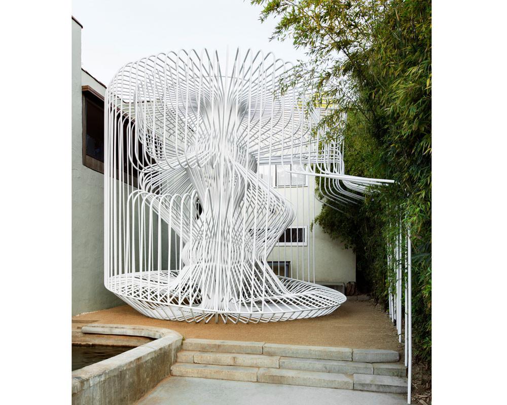 La Cage Aux Folles / Warren Techentin Architecture; Los Angeles, CA. Image Courtesy of AIA Los Angeles