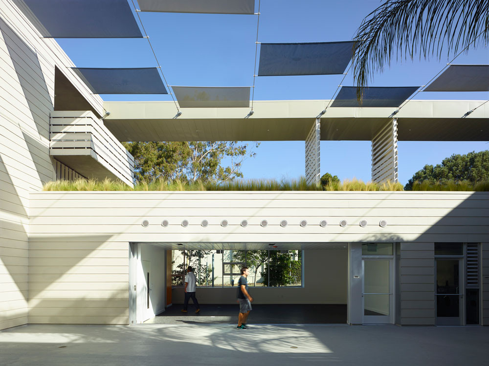 Pico Place / Brooks+ Scarpa; Santa Monica. Image Courtesy of AIA Los Angeles