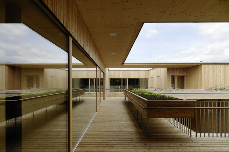Peter Rosegger Nursing Home / Dietger Wissounig Architekten, © Paul Ott