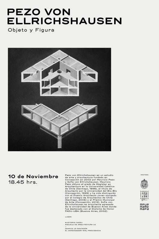 """Exposición """"Pezo von Ellrichshausen: Objeto y Figura"""" / Santiago, Chile"""