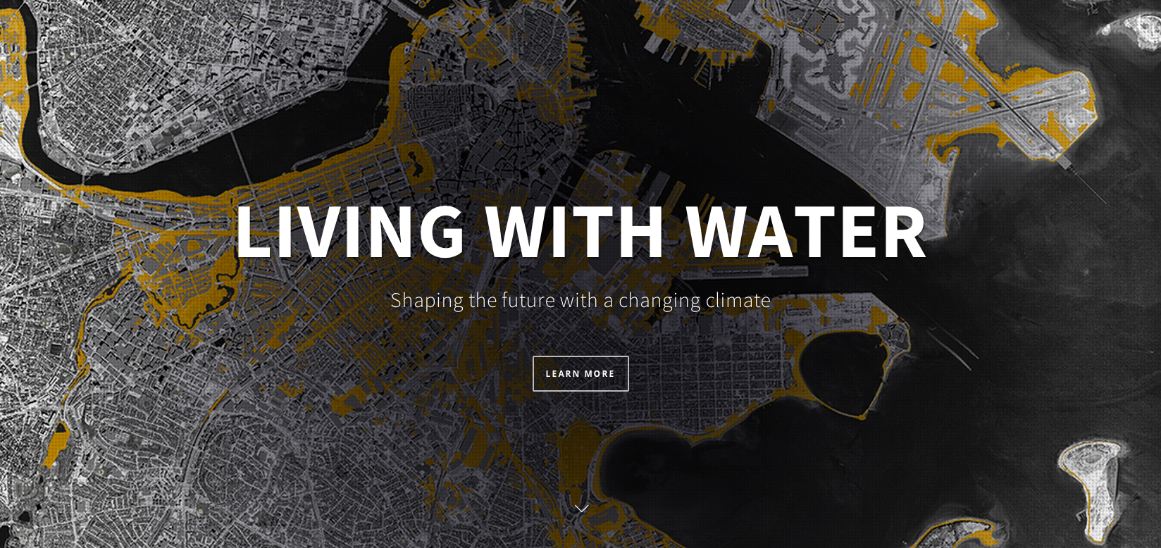 Call for Proposals: Boston Living with Water, Courtesy of Boston Living with Water