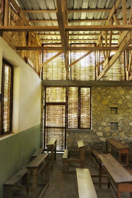 Escuela La Dignidad. Imágen cortesía de Architecture for Humanity