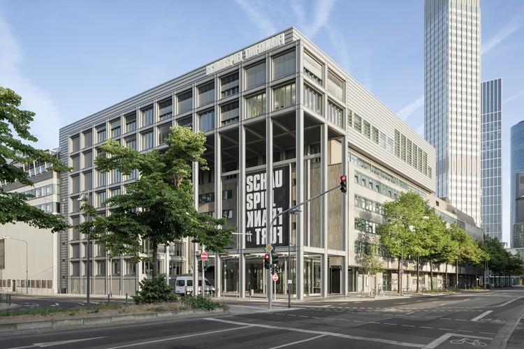 Talleres de teatro Städtische Bühnen / gmp architekten, Cortesía de gmp architekten