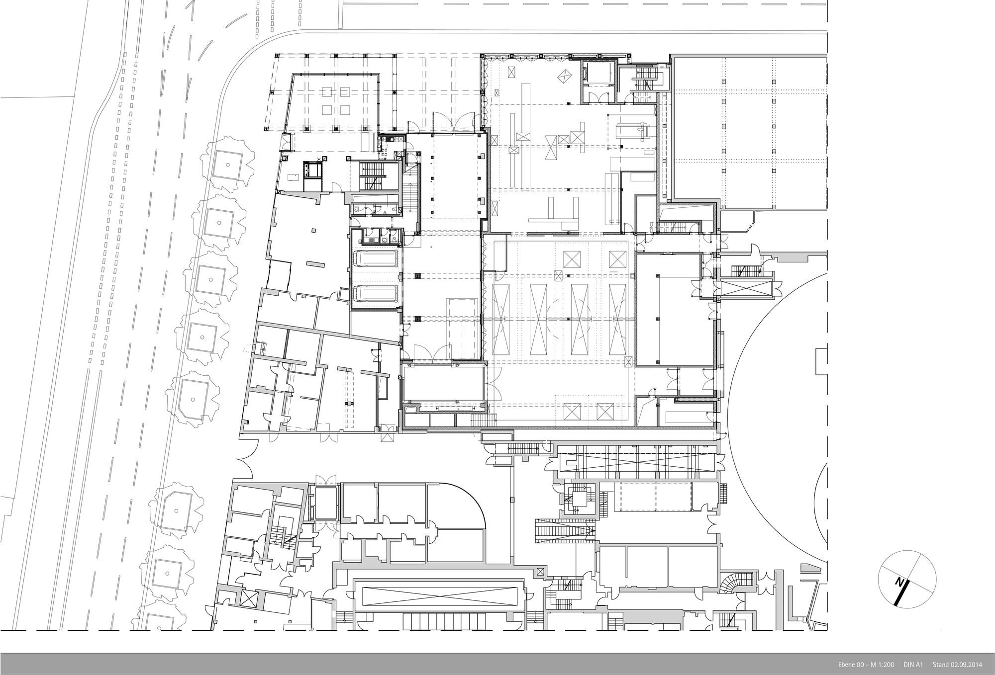 St 228 Dtische B 252 Hnen Theatre Workshops Gmp Architekten