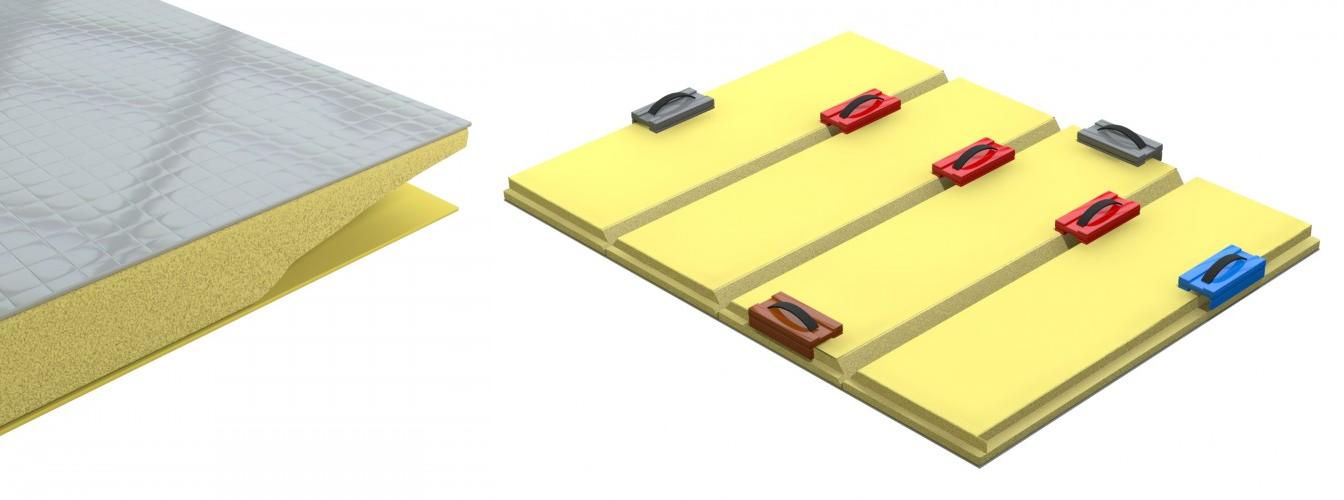 Ductoglass® / Panel térmico y acústico para ductos