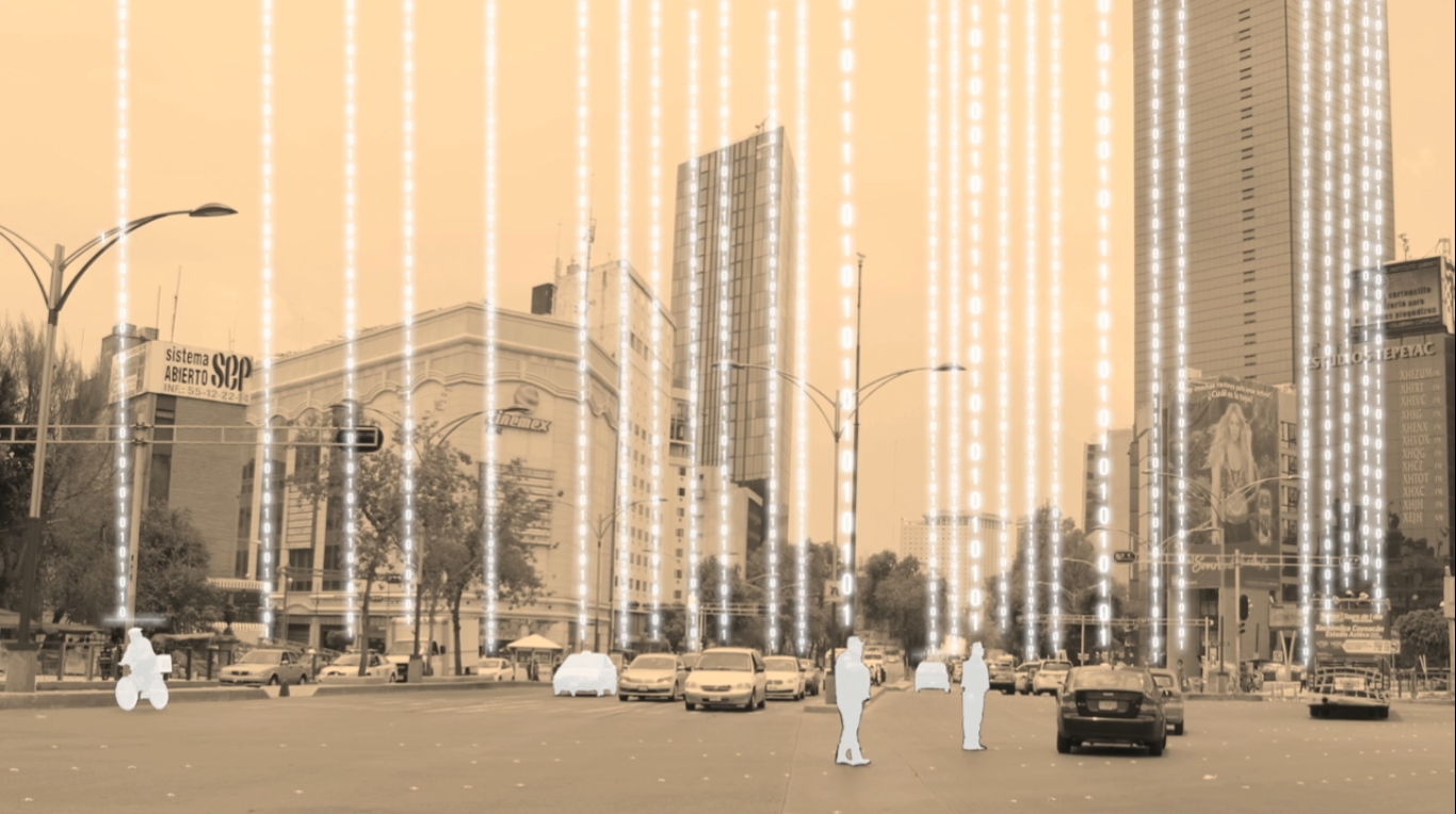 La Ciudad de México gana premio internacional de movilidad: Audi Urban Future Award, Cortesía Laboratorio para la Ciudad
