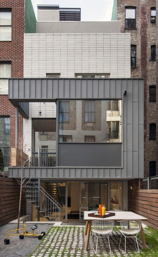 State Street Townhouse / Ben Hansen Architect, © Francisc Dzikowski Photography Inc.