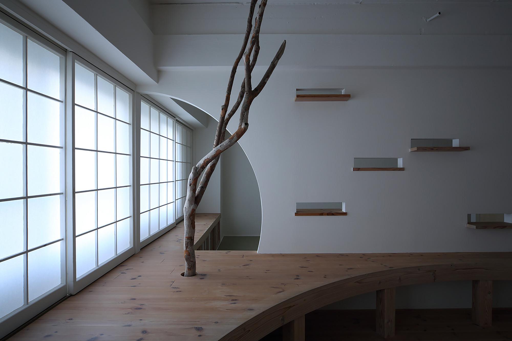La resucitación de un edificio / Nano Architects, © Yasunori Hidaka