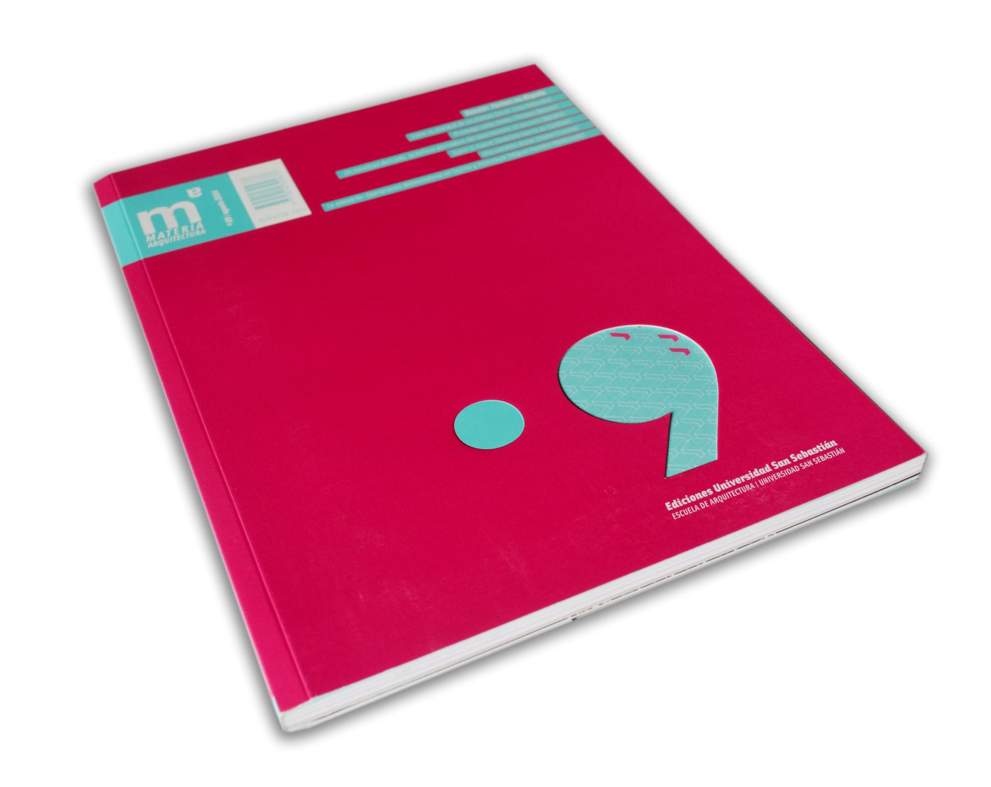 Revista Materia Arquitectura #09