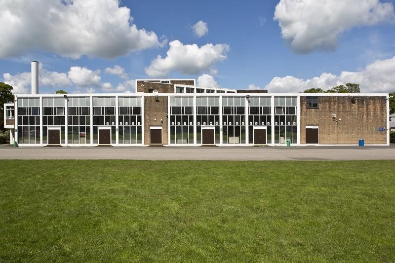 1960: Benton Park School, Leeds. Imagen © Sarah J Duncan