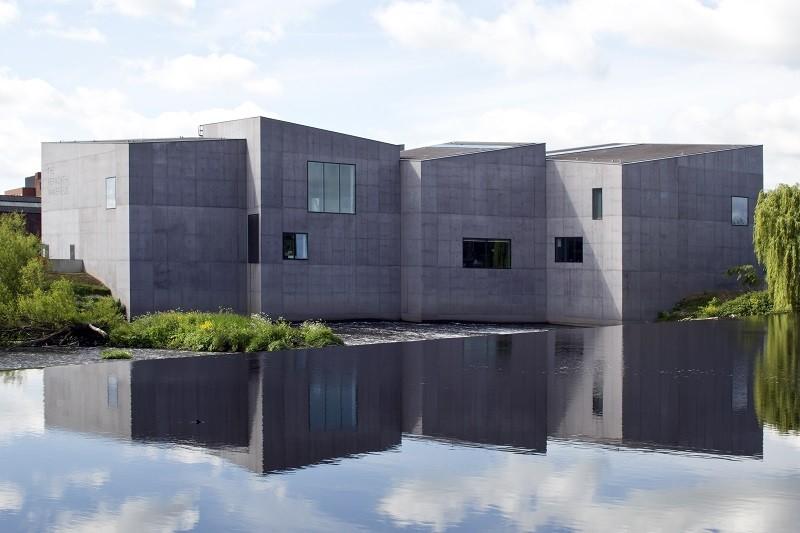 2011: Hepworth Gallery, Wakefield. Imagen © Sarah J Duncan