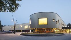 de Trefkoele+ Community Center / MoederscheimMoonen Architects  + Spring Architecten