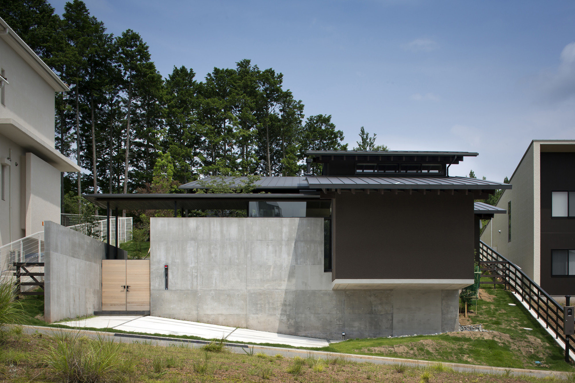 House en Sayo / Den Nen Architecture, © Eiji Tomita