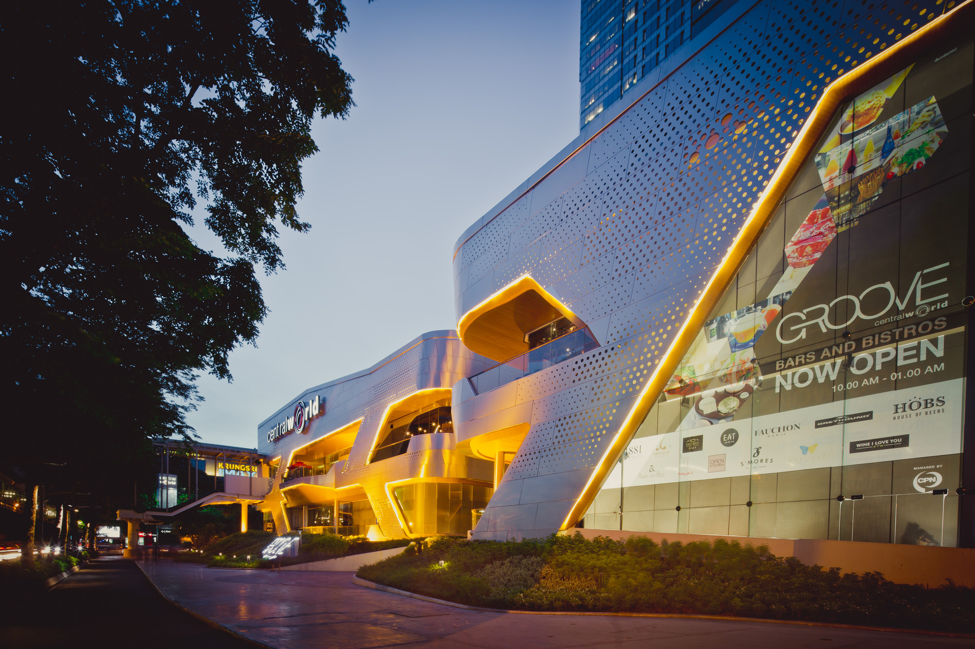 The Groove / Synthesis Design + Architecture | ArchDaily