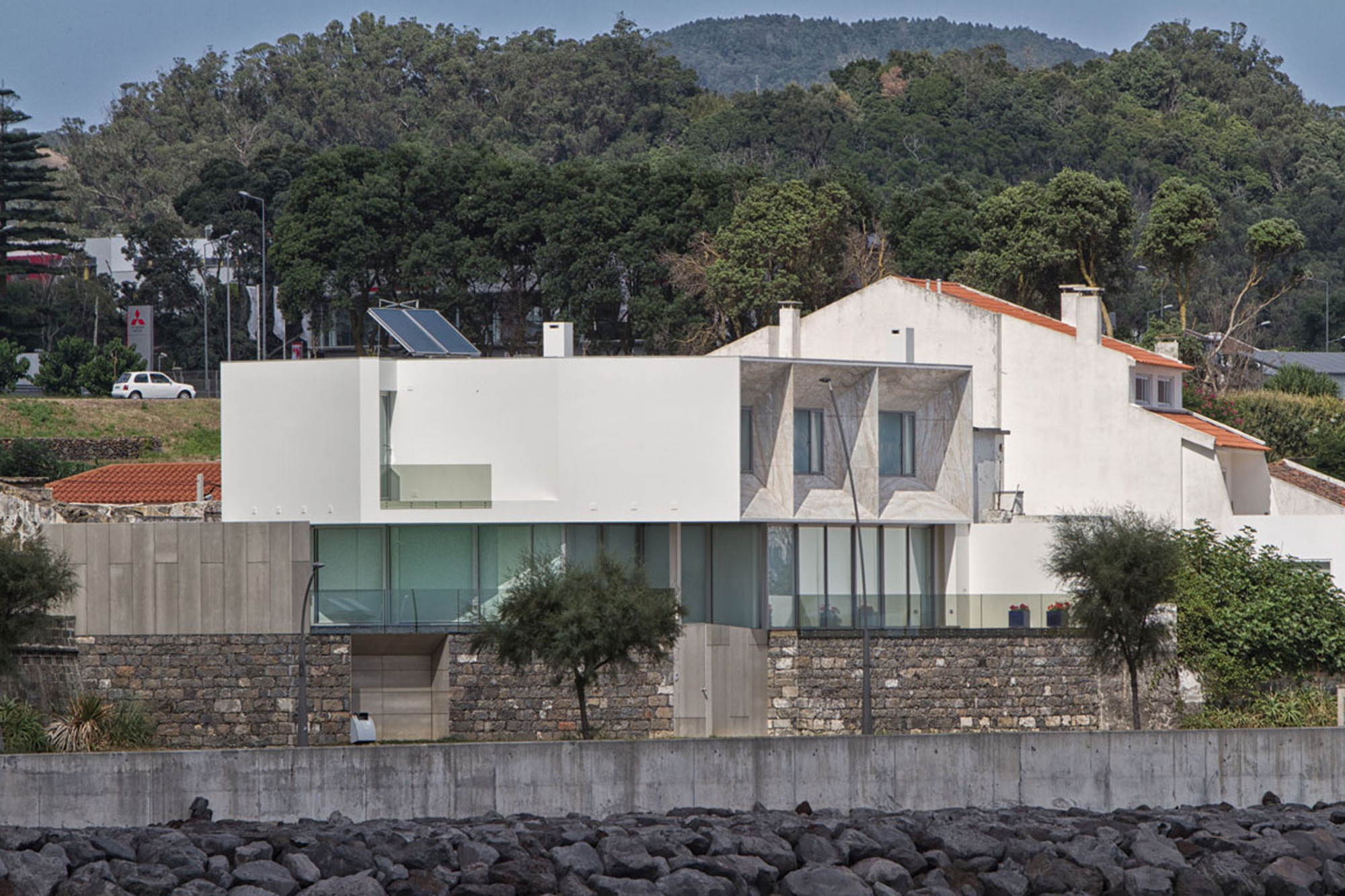 Gallery of casa en praia dos santos m arquitectos 4 - Casas de arquitectos ...