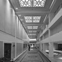 Interior corridor. Image © Jeffrey van der Wees