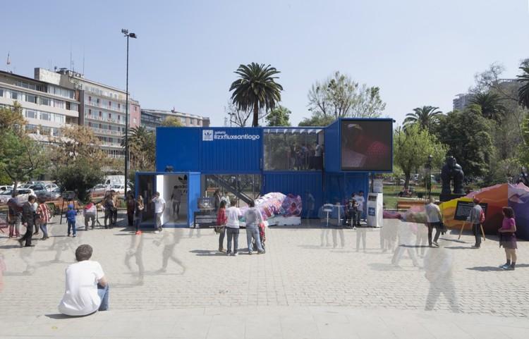 Galería ZX FLUX Adidas / Arquitectos Asociados.lo, © Francisco Ibañez