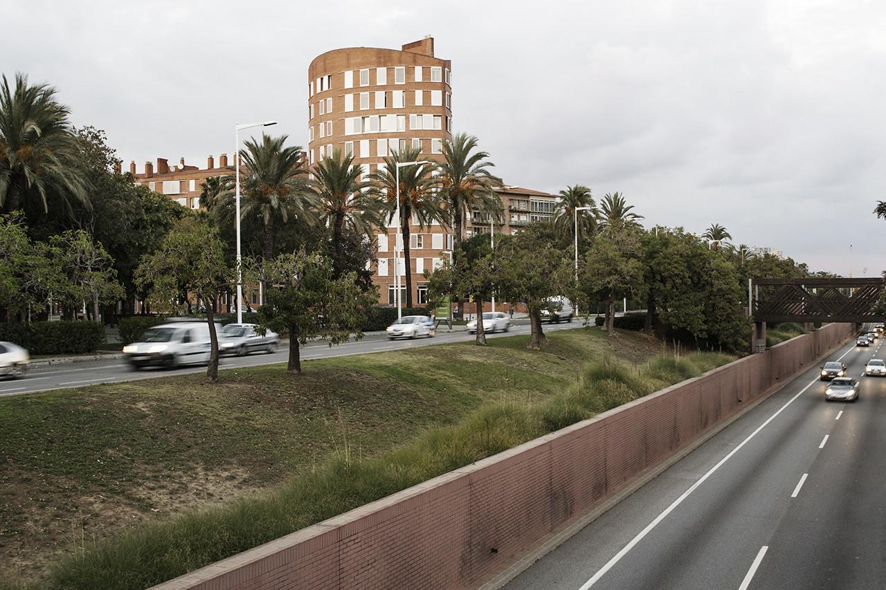 Villa Olímpica en Barcelona (1992). Image © Pol Masip