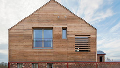 Timber Frame House / A-ZERO architects