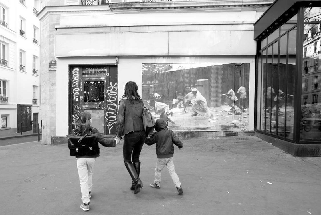Paris, Francia. Imagen cortesía de #Dysturb