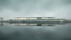 Mikolai Adamus' Proposal for a New Aquarium in Gdynia