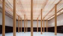 Columbario Myoenji  / Furumori Koichi architectural design studio