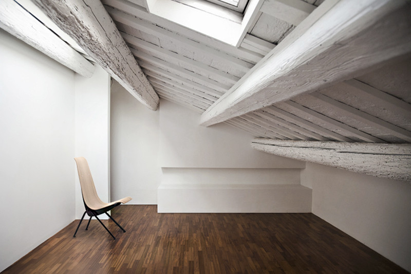 Loft B / Tomas Ghisellini Architects, Courtesy of Tomas Ghisellini Architects