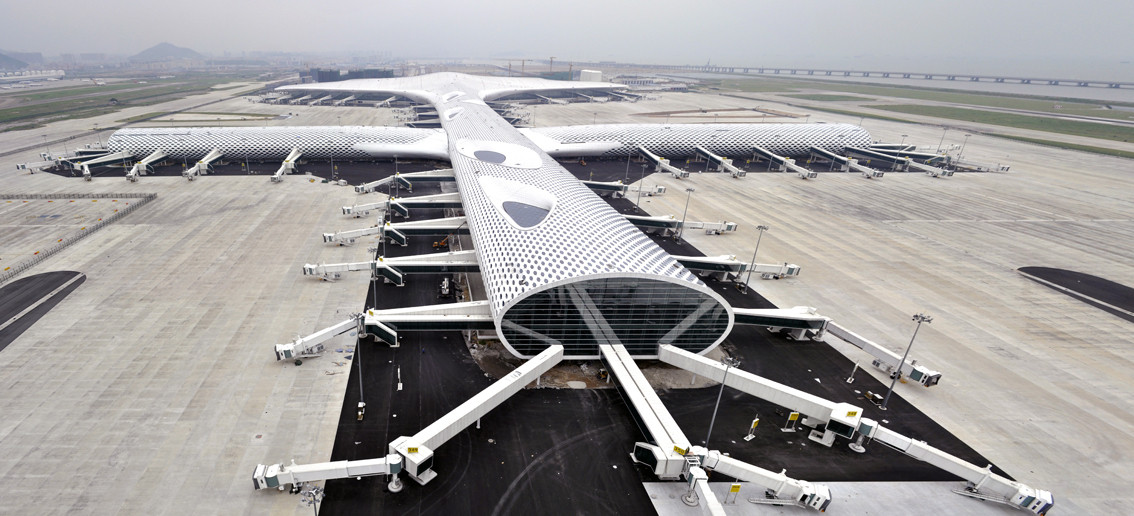 Archivo: Increíbles Aeropuertos , © Cortesía de Studio Fuksas