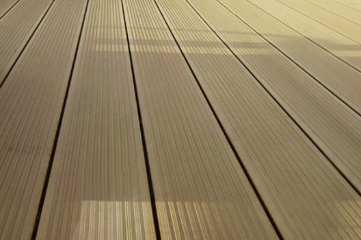 Deck WPC (Wood and Plastic Composite) / Brimat