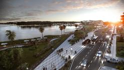Primeiro Lugar no concurso urbano para La Barra / Uruguai