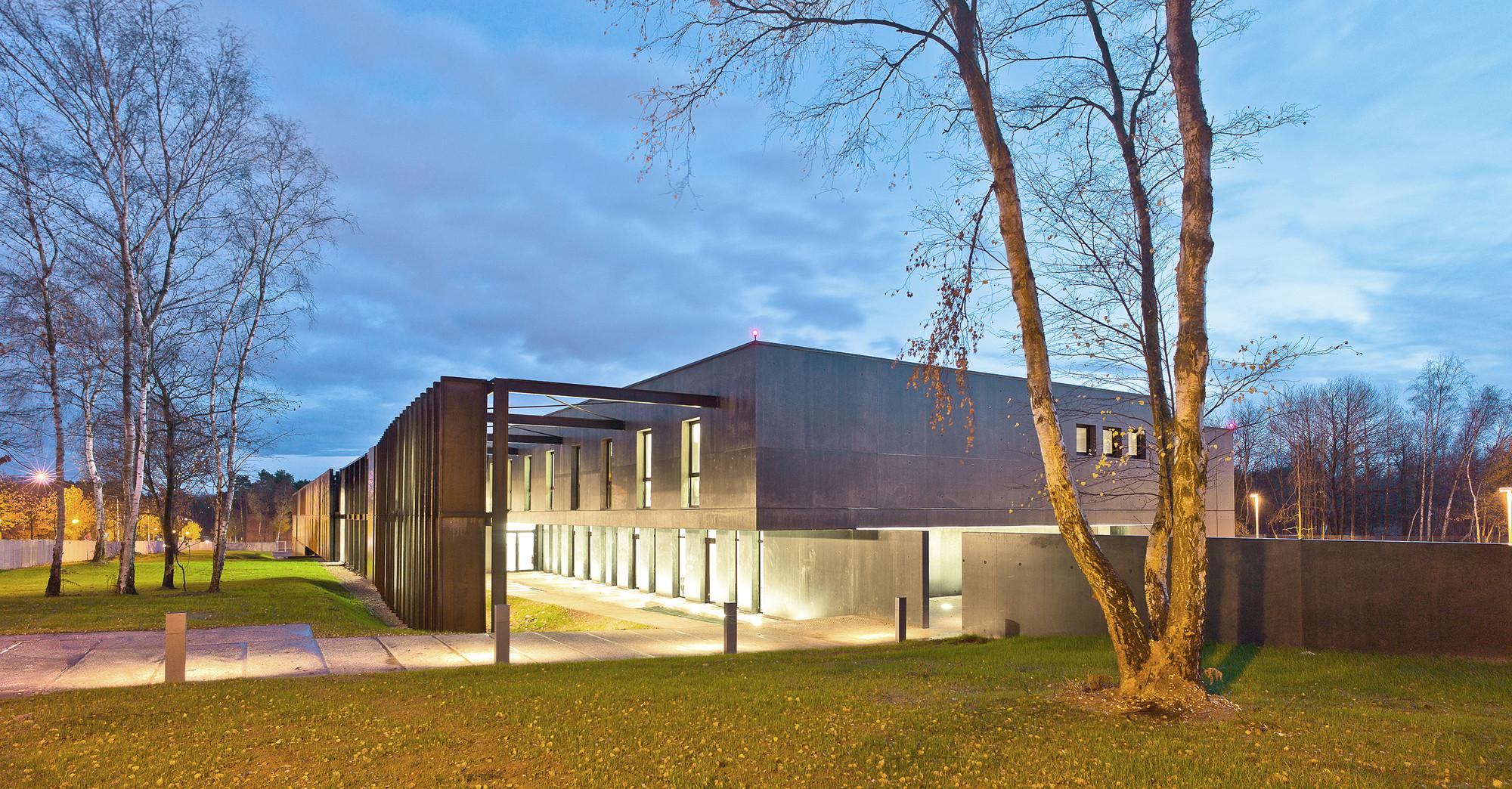 Courtesy of Christophe Bidaud Architecture