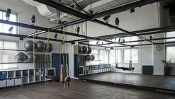 POWERHOUSE - KL Pilates Studio / Jacobs-Yaniv Architects