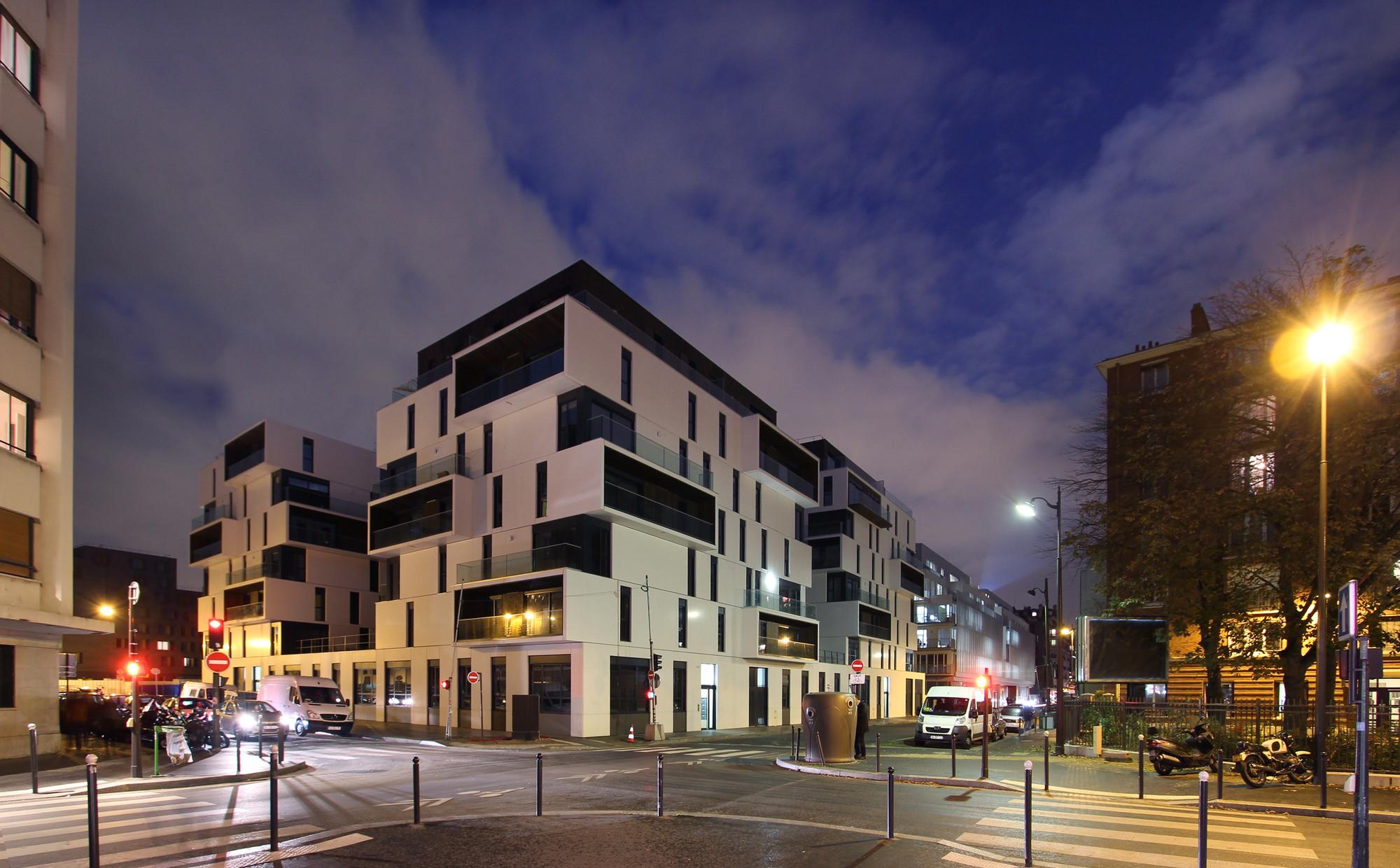 gallery of zac boucicaut in paris ameller dubois associ s architectes 20. Black Bedroom Furniture Sets. Home Design Ideas