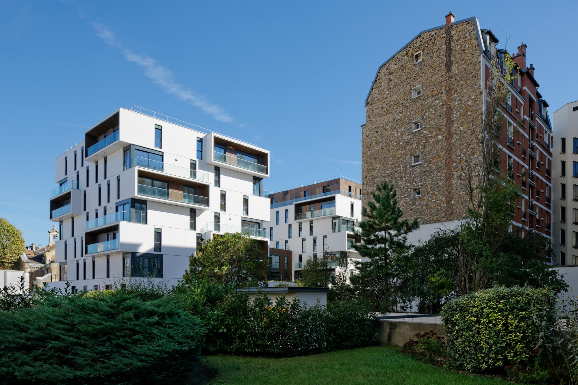 Zac Boucicaut en Paris / Ameller, Dubois & Associés  Architectes, © Takuji Shimmura