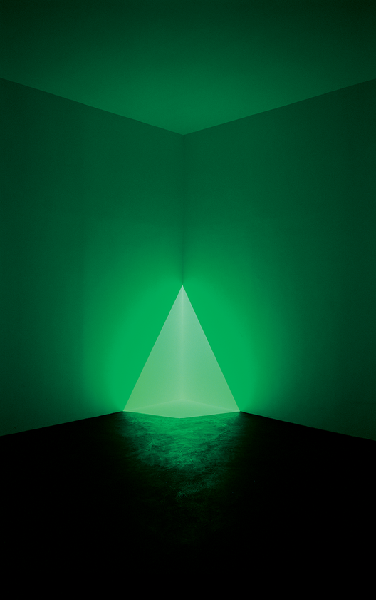 Alta Green 1968, Proyección. Image © Florian Holzherr