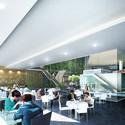 Restaurant Interior. Image Courtesy of HAEAHN