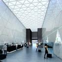Lobby Interior. Image Courtesy of HAEAHN