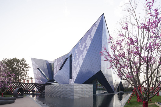 Courtesy of Shenzhen Upright & Pure Architectural Design