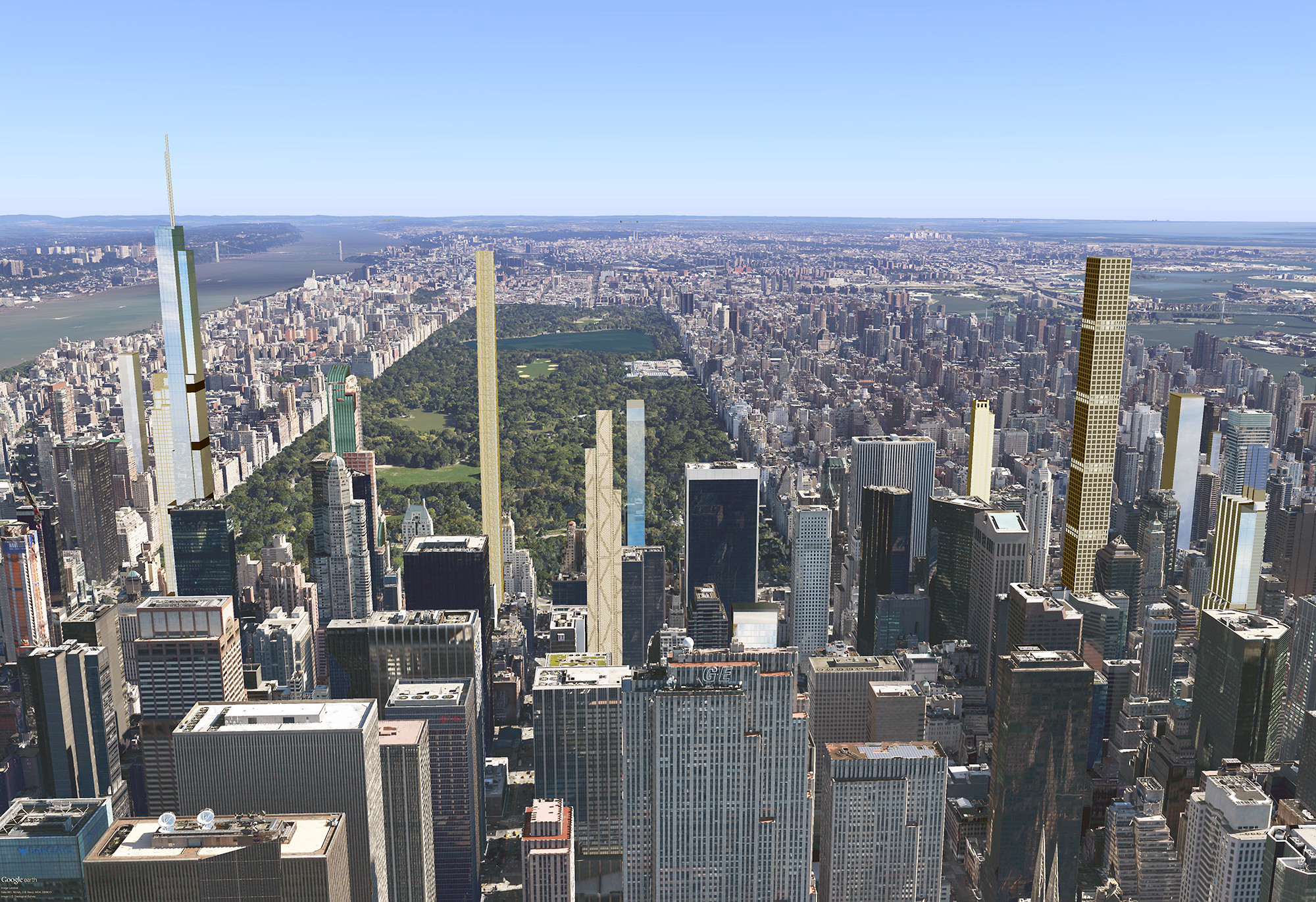 One57 Floor Plans Check Out These Images Of New York S Skyline In 2018