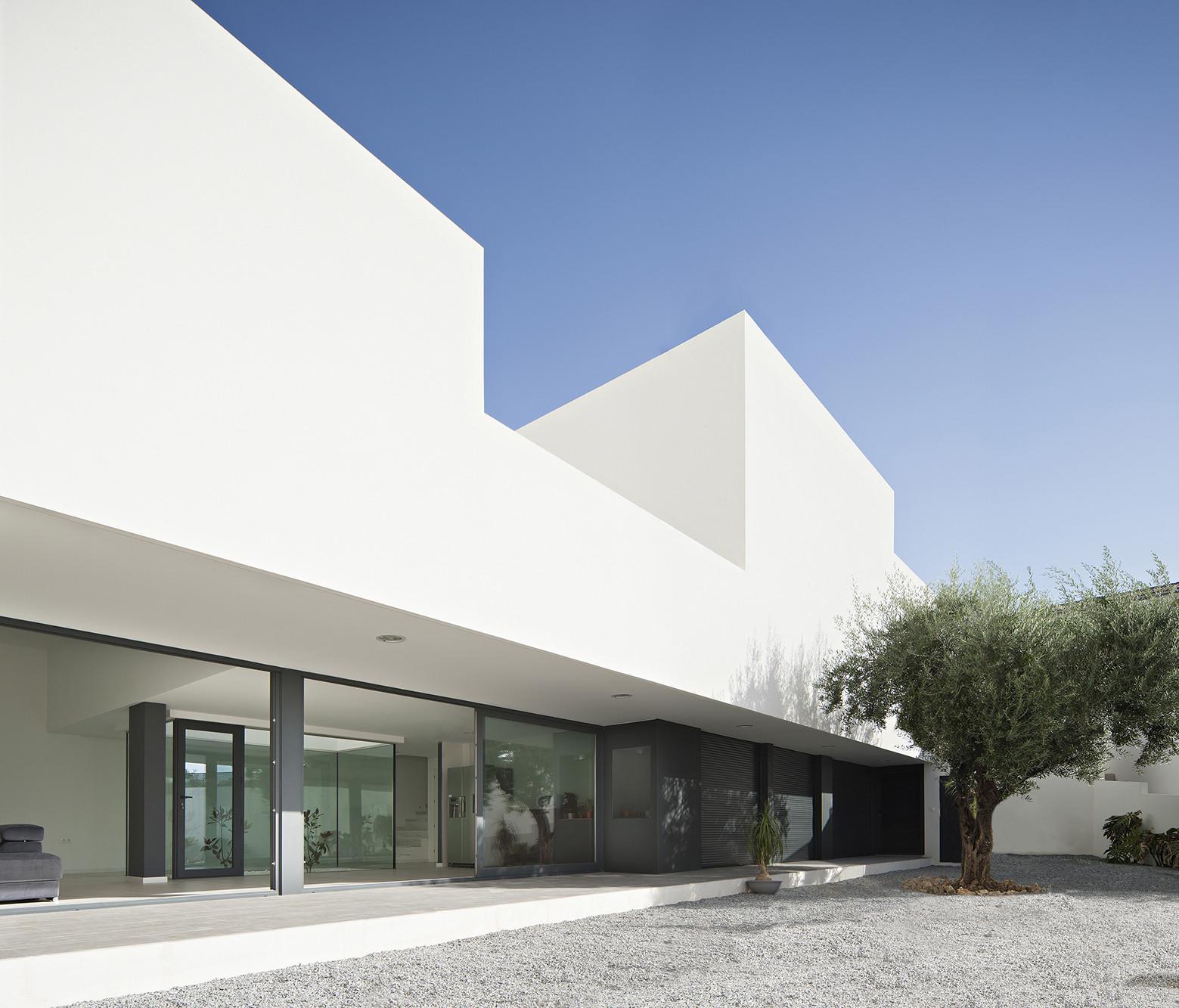 Vivienda Unifamiliar con Jardín / DTR_Studio Arquitectos, © Javier Callejas