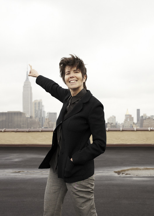 "Surface Mag Interviews Liz Diller on Architecture, Art, and Early ""Aha"" Moments, © Ungano + Agriodima"