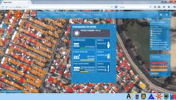 Lanzamiento del mapa solar de Concepción / Chile