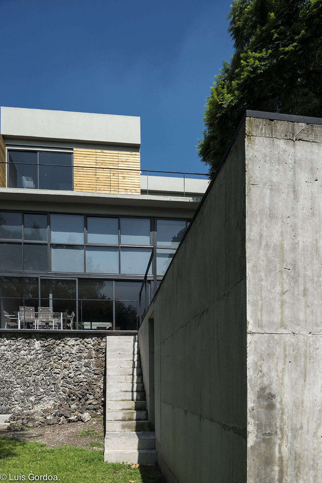 Gallery of cdv house dda despacho de arquitectura 19 for Despacho arquitectura