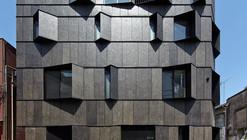 KURO Building / KINO Architects