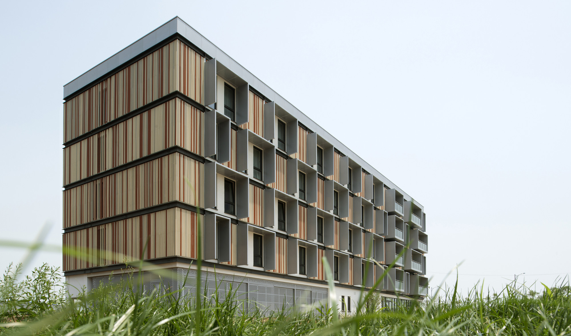 gallery of passive house bruck peter ruge architekten 14. Black Bedroom Furniture Sets. Home Design Ideas
