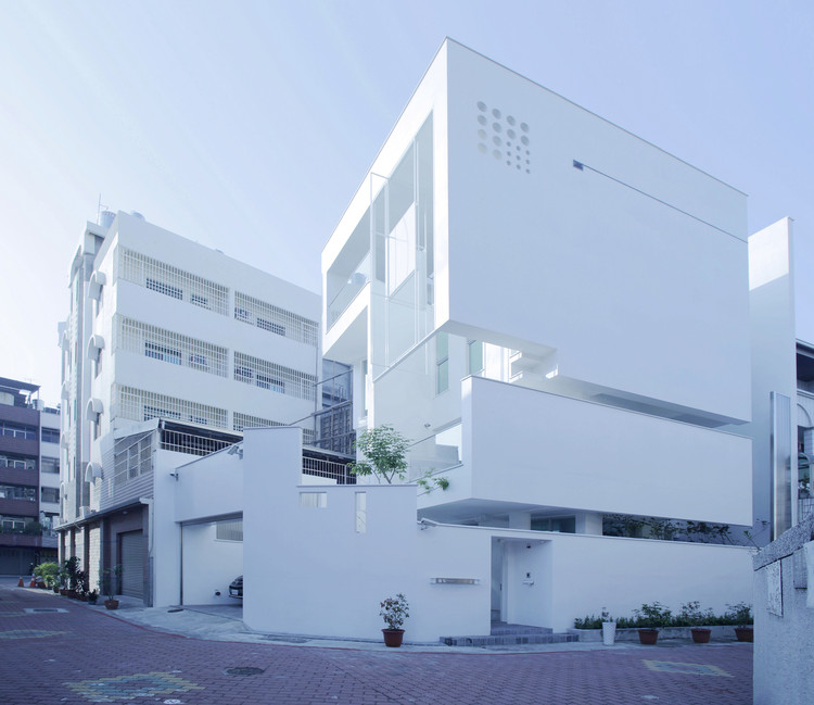 Lienzo en la calle  / TA architect, © Tung Yuh Kuan